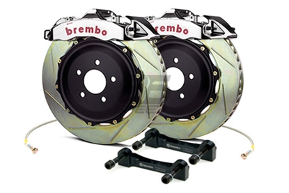 Picture of Brembo GT-R Systems FRS/86/BRZ 4 POT 345x28 Front Brake Kit