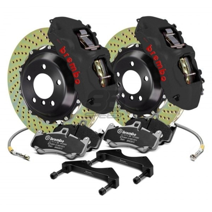 Picture of Brembo GT-S Systems FRS/86/BRZ 4 POT 345x28 Rear Brake Kit