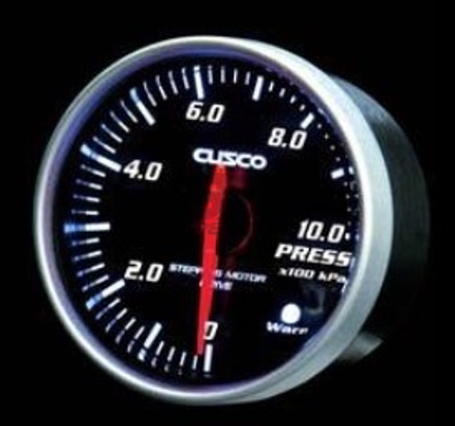 Picture of Cusco Oil & Fuel Pressure Gauge (00B 700 P)