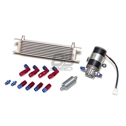 Picture of Cusco Transmission and Rear Differential Cooler Kit (00B 013 A)