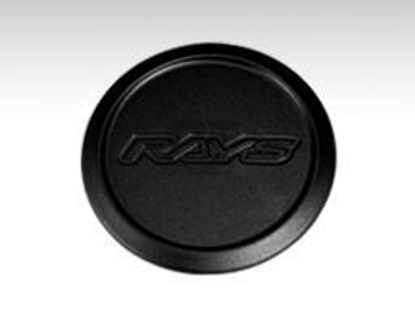Picture of Rays Low Type Flat Black Center Cap