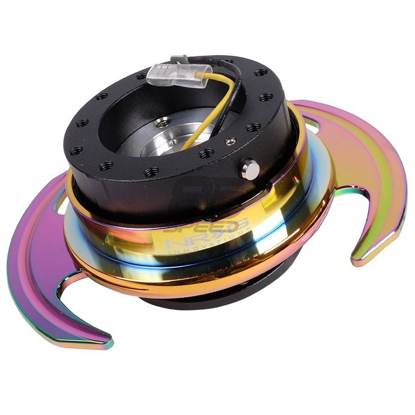 Picture of NRG Quick Release Kit Gen 3.0-Neochrome