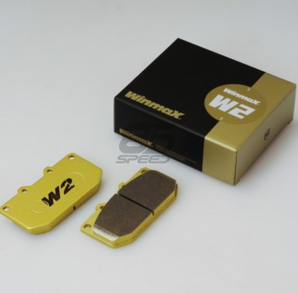 Picture of Winmax W2 Track Front Brake Pads - 17+ BRZ Perf. Pkg. (Brembo)