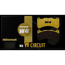 Picture of Winmax W4 Circuit Front Brake Pads - 17+ BRZ Perf. Pkg. (Brembo)