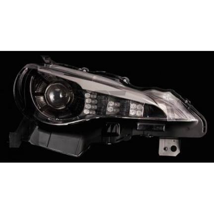 Picture of Valenti GT86 Headlights  - RHD - Black (DISCONTINUED)