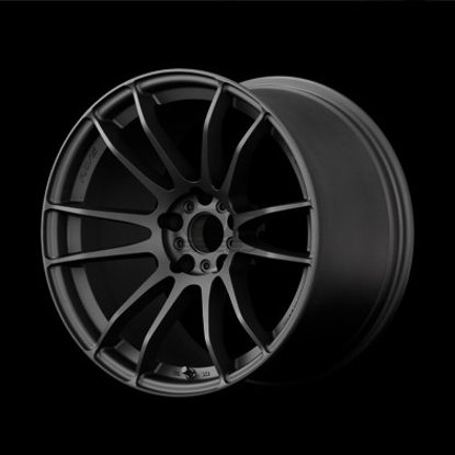 Picture of Gram Lights 57Xtreme Spec-D 18x9.5+38 5x100 Matte Graphite
