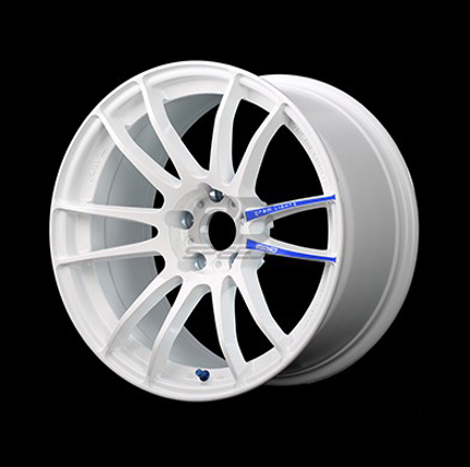 Picture of Gram Lights 57Xtreme Spec-D 18x9.5+38 5x100 White