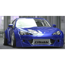 Picture of GReddy Rocket Bunny V2 Front Bumper Only