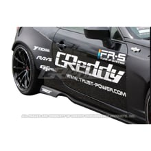 Picture of GReddy Rocket Bunny V1 Side Skirts