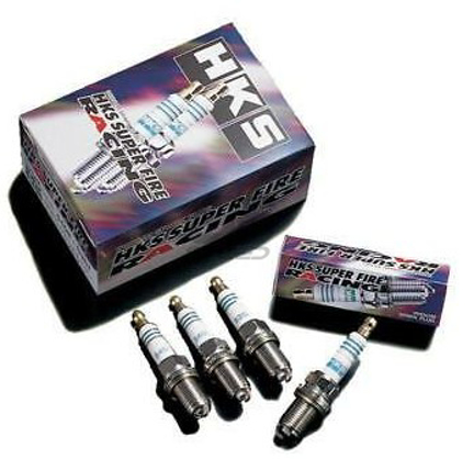 Picture of HKS Super Fire Racing M50HL Iridium Spark Plugs - FRS/86/BRZ
