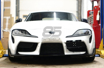 Picture of TurboXS Towtag License Plate Relocation Kit-GR Supra 20+