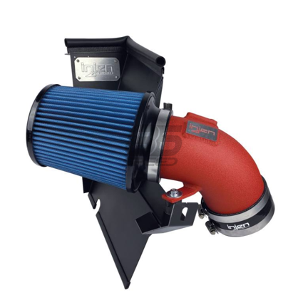 Picture of INJEN SP COLD AIR INTAKE SYSTEM (WRINKLE RED) - SP2300WR