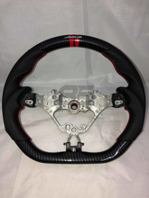 Picture of Buddy Club Racing Spec Steering Wheel Carbon - 17+ BRZ/86