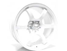 Picture of Gram Lights 57DR 18x9.5 +38 5x100 Ceramic White Pearl Wheel
