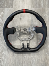 Picture of OEM style Matte Carbon Steering wheel 12-16 BRZ/FR-S