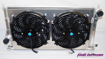 Picture of Full Blown Aluminum Fan Shroud SCION FRS SUBARU BRZ FA20